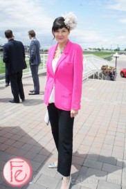 2013 Honorary Chair Bernadette Morra