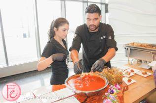 Asian Chicken Drumettes by Chef Devan Rajkumar ( Food Dudes) - The Ultimate Food Challenge (UFC) 2013