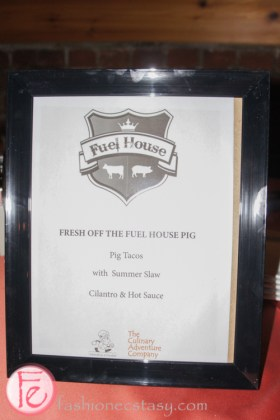Culinary Adventure Co. Season 3 Launch Party - Pork Tacos by Fuel House