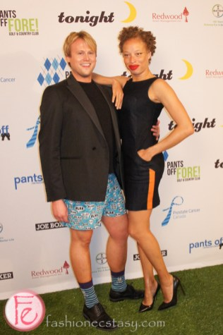 Pants Off 2013 for Prostate Cancer- Cory & Stacey McKenzie