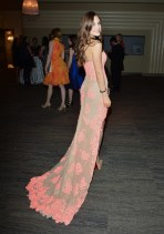 Suzanne Rogers' 15 year old daughter at TFI new labels gala 2013