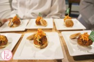 Veggie Sliders by Chef Devan Rajkumar- The Ultimate Food Challenge (UFC) 2013