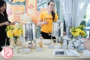 Body Shop Honey Mania Product Launch Media Breakfast