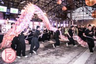 Dragon Dance at Block Party for SickKids by Scrubs in the City