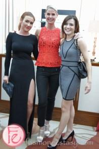 Jennifer Bassett, Carolyn Potter - 1st CAFA Canadian Arts & Fashion Awards
