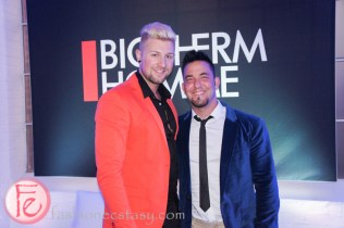 Pierce Rees - Luminato and Biotherm Homme Closing Night Party 2013