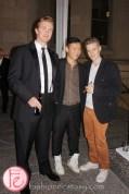 Stephen Wong (greta constantine) - Luminato and Yves Saint Laurent Opening Night Party
