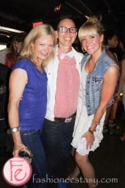 Megan Fahlenbock (Total Drama Island), Elvira Kurt and Stephanie Anne Mills (Seed)