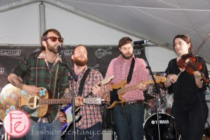 The Strumbellas - Servestock Toronto 2013