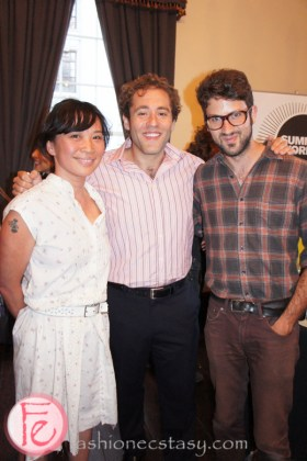 VIP SummerWorks Soiree 2013 - Sook-Yin Lee, Michael Rubenfeld