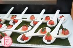dessert bar by Ritz Carlton-1st CAFA Canadian Arts & Fashion Awards