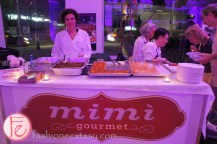 mimi gourmet at 2nd annual Italian Contemporary Film Festival 2013 (ICFF) closing night party gala