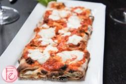 onion pizza naan at Kultura Summer Menu Tasting