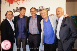 Real Gangsters Crew at Canadian Premiere