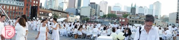 Diner en Blanc Toronto 2013