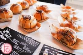 Hot Bunzz at FoodTOEats - Food Forward?s 3rd Anniversary Party
