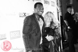 Lyriq Bent Joey Adler
