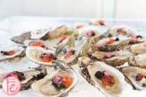 DINE Magazine Launch Party 2013 - Malapeque oysters