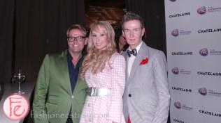 Glen Dixon, David Dixon & Suzanne Rogers