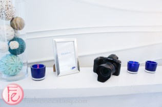 Samsung Curved OLED TV and S9 Series UHD LED TV Launch Party - Samsung Galaxy NX Camera