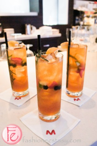 Rosemary Pimm's Cup