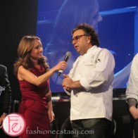 Giada and Chef Vikram Vij