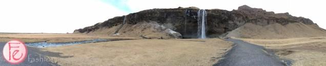 冰島塞里雅蘭瀑布 (Seljalandsfoss, Iceland)