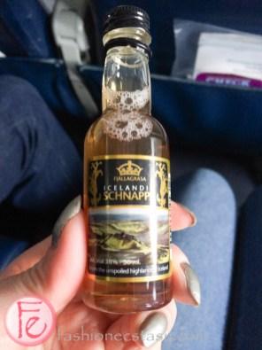冰島青苔酒 ( Icelandic schnapps (made with moss)