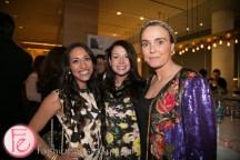 Reel Artists Film Festival (RAFF) 2014 Opening Night Party - Amy Burstyn Fritz, Megan Loach, Hilary Griffin