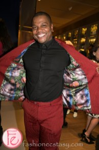 Reel Artists Film Festival (RAFF) 2014 Opening Night Party - Kehinde Wiley