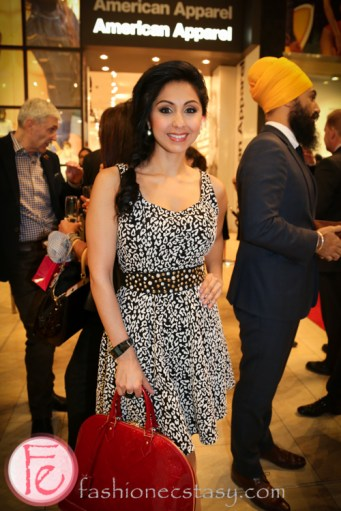 Yorkdale 50 Anniversary Veronica Chail