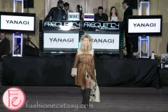 Evintra Fashion Night toronto Angela DeMontigny