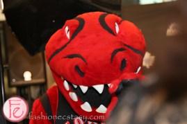 Raptors mascot