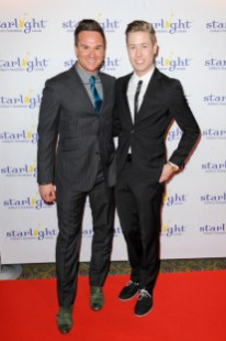 Starlight Gala 2014 Mike Chalut Terrence Freeman