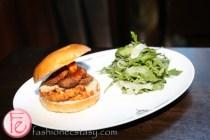 Texas Tempeh Burger