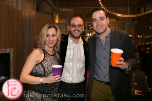 Kyle Kofsky, Editor-in-chief of PRODUCT (middle)