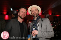 Sharp Book for Men Magazine SS14 Launch Party