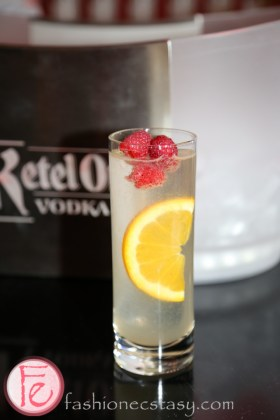 Ketel One Vodka cocktail