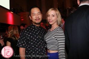 Tobias Wang, Michelle Jobin