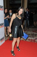 Right to Play Ball 2014 Chantal Landreville
