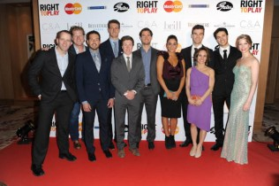 Right to Play Ball 2014