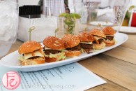 grilled angus beef sliders