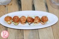 grilled angus beef sliders