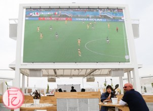 New 12FT x 21FT LED Digital Outdoor Screen