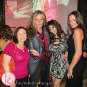 Sebastian Bach, Minnie Gupta, Heather Dylan Bierk