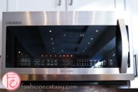 Samsung Chef Collection Over-the-range Microwave