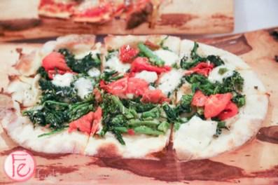 Pizza Rapini