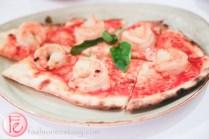 Pizza Gamberi