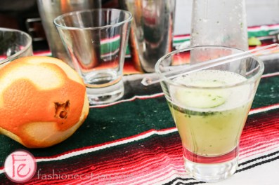 Milagro Celabrates National Tequila Day on Its Patio