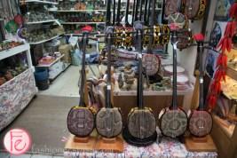 Heiwa Dori sanshin store
